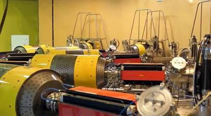 Russia launched its superconducting collider