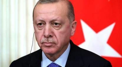 Erdogan: civili e militari turchi hanno lasciato Kabul