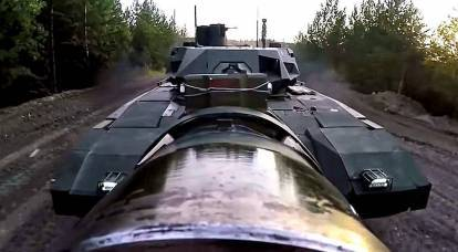 In Ukraine, they wanted to destroy the ammunition for the secret Hammer tank, but they remembered the Armata