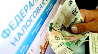 """Come finirà per i russi la """"tassa per i lavoratori autonomi"""""""