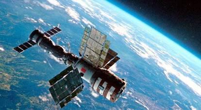 Steal Salyut-7: gli americani potrebbero rubare la nostra stazione?
