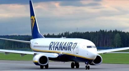 "Prensa polaca: piloto de vuelo Poznan-Odessa gritó ""fuera"" a los pasajeros ucranianos"