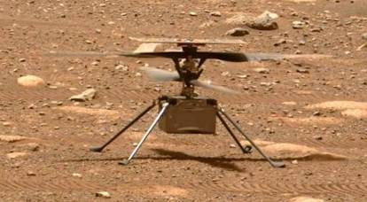 Ingenuity 'Mars' helicopter successfully makes its maiden flight on the Red Planet