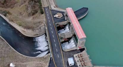 Azerbaijão se apropriou de 30 usinas hidrelétricas em Karabakh