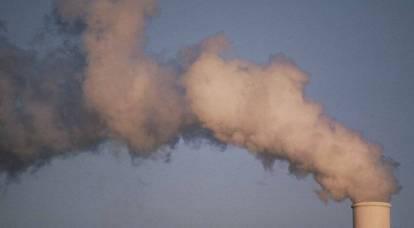 """La Russie entend mettre la taxe carbone """"européenne"""" dans sa poche"""