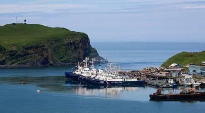 Tokyo ha declassificato i colloqui con Washington sulle Isole Curili