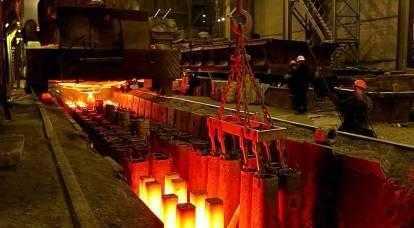 O governo conseguirá arrecadar superlucros dos metalúrgicos russos