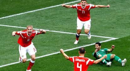 Los británicos sobre los goles de la selección rusa: ¡Dopaje, no de otra manera!