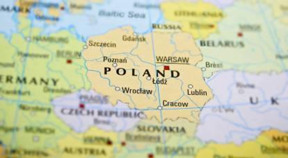 """Ilustración de los polacos: """"Stalin hizo lo correcto al mover las fronteras de Polonia"""""""