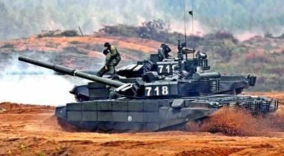 Il potere militare della Russia è diventato visibile in tutto il mondo