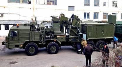 The latest combat laser is being tested in Russia