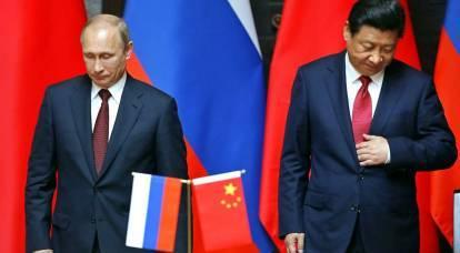 Perché la Cina non è interessata alla Russia?