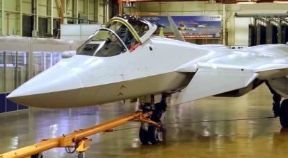 Sukhoi sta lavorando a un caccia monomotore di quinta generazione