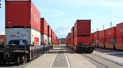 """La Biélorussie tombera dans un blocus des transports en raison de la participation de la """"Nouvelle Route de la Soie"""""""