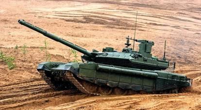 Il carro armato dell'Apocalisse testato con successo in Russia