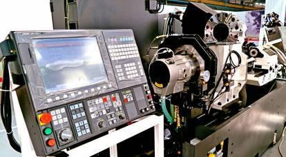 Senza unità occidentali: la Russia inizia la produzione in serie di macchine utensili