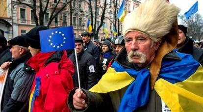Ucranianos puestos a la venta
