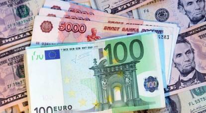 Russian oilmen switch to settlements in euros