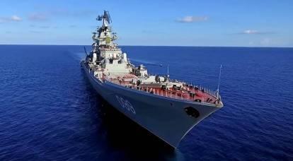 """""""Almirante Nakhimov"""" mostró que la flota rusa no necesita """"Pedro el Grande""""?"""