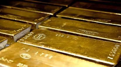 Ils essaient à nouveau d'emporter de l'or « étranger » à la Russie. Mais et si elle exigeait la sienne ?