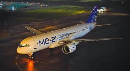 Risposta alle sanzioni: la Russia dovrebbe prendere non solo il titanio da Boeing e Airbus, ma anche il suo cielo