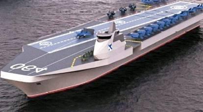 New Russian aircraft carrier will revolutionize shipbuilding