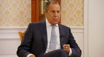Lavrov: Gli ucraini avrebbero dovuto entrare segretamente nel Mar d'Azov