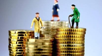 El sistema de pensiones de Rusia se ha convertido en una pirámide financiera