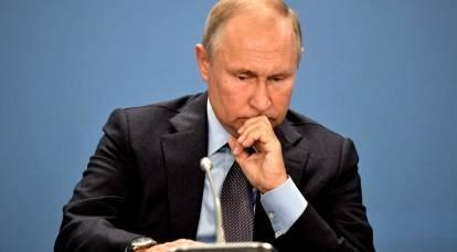 Después de la finalización de la construcción del SP-2, Putin podrá plantear la cuestión de Donbass a quemarropa.