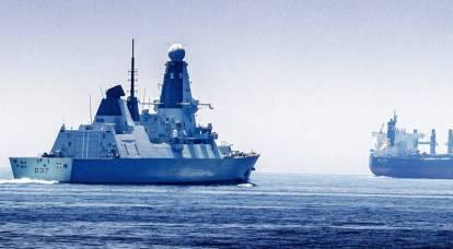 Segunda tentativa: a frota britânica pretende invadir o Ártico russo