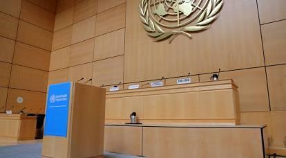 L'Ucraina ha preparato una risoluzione per le Nazioni Unite sull'Azov e il Mar Nero