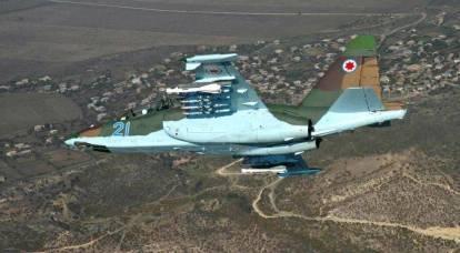 ジョージアはSu-25攻撃機を独自に近代化することに成功しました
