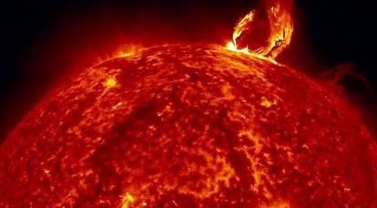 Lo que sucede en el Sol indica un probable cambio brusco del clima en la Tierra