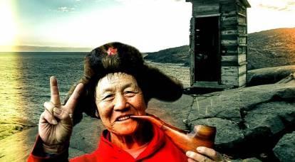 Los chinos toman el Baikal de Rusia