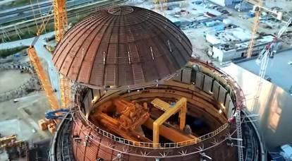 Rosatom ha avviato la costruzione del primo reattore nucleare sicuro al mondo