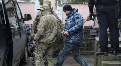 Tutti i marinai ucraini delle barche detenute arrestati
