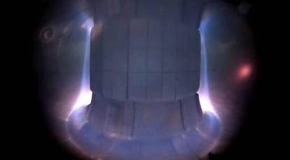 """I cinesi sono stati in grado di """"riscaldare"""" il reattore a fusione a 160 milioni di gradi Celsius"""