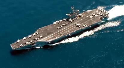 Il coronavirus ha disattivato due portaerei della marina americana
