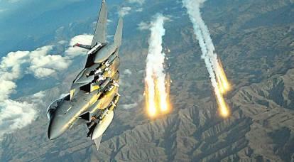 Quando gli aerei americani iniziano a cadere in Siria