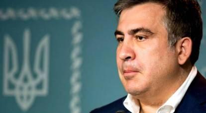 La seconda apparizione di Saakashvili potrebbe essere l'ultima per Poroshenko