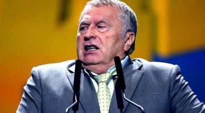 """""""Lapal para todos los lugares"""": Zhirinovsky fue acusado de amar a los gays"""