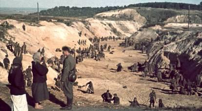 80 anni di esecuzioni a Babi Yar: tre principali bugie sulla tragedia