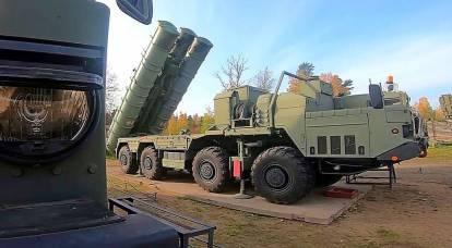 Fonte: Aviões S-400 começaram a chegar na Bielo-Rússia