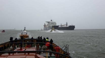 Un concorrente di Nord Stream 2 è entrato nella costa polacca