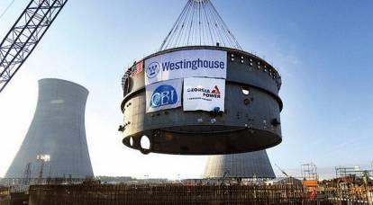 """Wird Westinghouse die Ukraine in eine """"Atombombe"""" an Russlands Grenzen verwandeln?"""