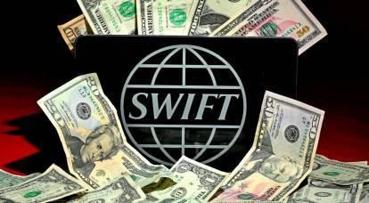 Il destino delle banche russe in SWIFT è deciso