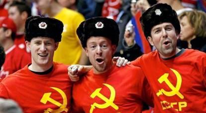 Estados Unidos: los rusos interrumpieron los Juegos Olímpicos