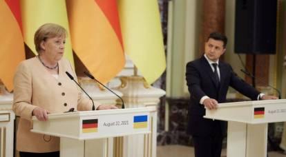 Esperto: USA, Germania e Russia hanno preso una decisione consolidata sull'Ucraina