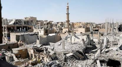 Rivolte a Raqqa: l'opposizione filoamericana lascerà la città?