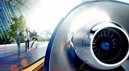 Hyperloop è stato costruito in tutto il mondo